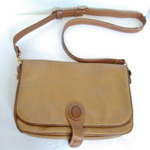 Trussardi italian vintage crossbody handbag